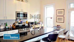 Renovated Garden Duplex for rent on Wyckoff Street in Boerum Hill