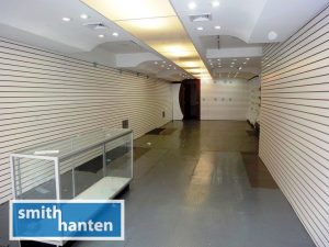 Prime Smith Street retail location for rent on a subway block with full basement