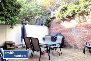 1800 SF Duplex with Private Garden on Hoyt St. in Boerum Hill