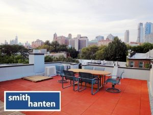 Top Floor on Wyckoff St w/ shared ROOF DECK