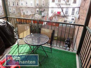 1,300 sqft + DW + Balcony on Butler Street