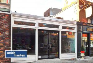 Prime 1650 sf Commercial Space on Smith Street in Cobble Hill
