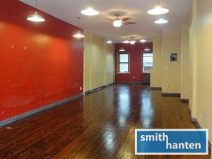 Commercial Opportunity with High ceilings on Smith Street in BoCoCa
