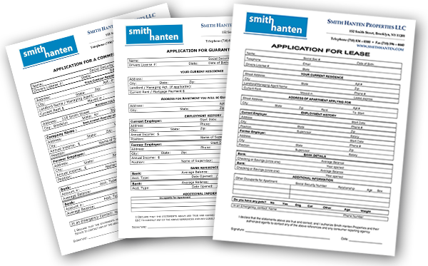 smith-hanten-applications