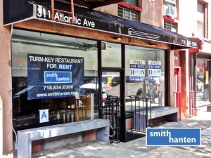 Small store for rent on Atlantic Avenue in Boerum Hill