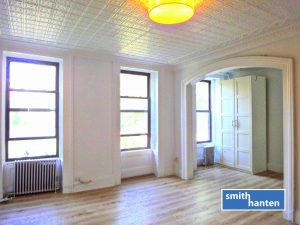 Boerum Hill Dean St. Loft-like Brownstone Floor-Thru For Rent