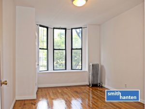 Carroll Gardens 1br with bay window for rent on 1st Place