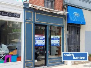 Small Store/Office for rent on Smith Street in Boerum Hill